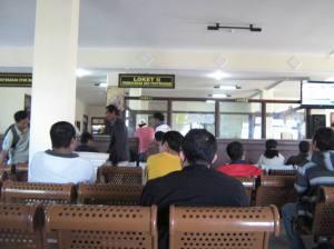 Suasana Samsat Tabanan02