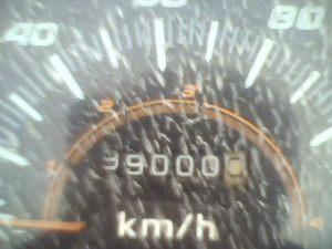 99.000 Km telah berlalu