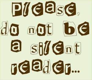 silent reader