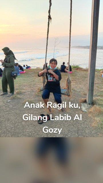 Anak Ragil ku, Gilang Labib Al Gozy